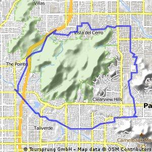 Paradise Valley loop