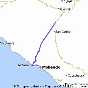 San José - Mollendo