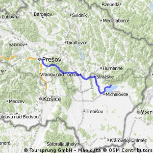 Tour de Zemplínska Šírava