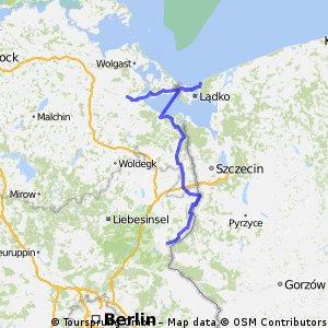 Oder-Wolin-Tour