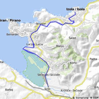 Rekreativna tura 40 km