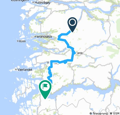 Norwegen #1-14 Solheim - Leirvik