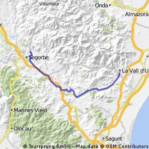 La Vall Penyalba per algar