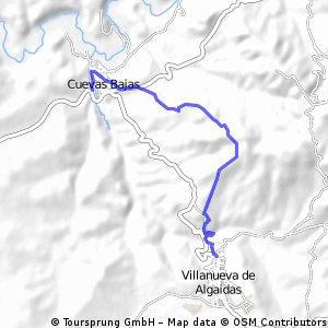 GS 3 Vva de Algaidas - Cuevas Bajas