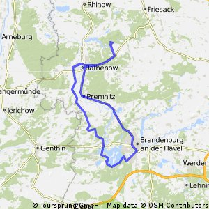 Havel-Seen-Tour