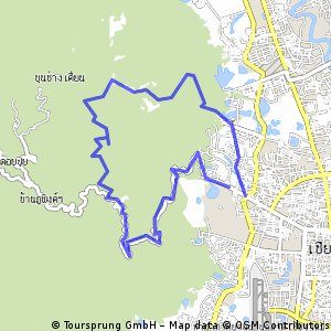 Doi Suthep to Gee House Loop