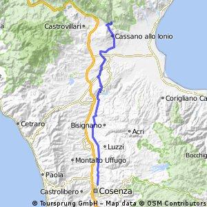 Cosenza - Civita
