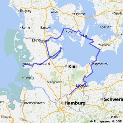 Souther Sea Tour