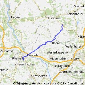 Rheine - Merzen