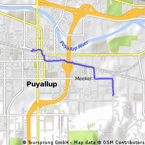 Tacoma - Puyallup
