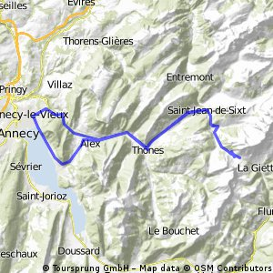 Annecy'09: AravisBluffy