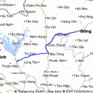 J014 - jeudi 22 janvier 2015 - Dong Xoai - Dau Tieng