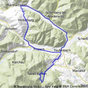Oberwölz - St.Lambrecht