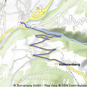 Stoupání Ziller-Hainsberg
