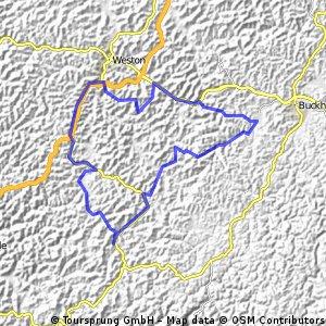 Long Stonewall Jackson Loop