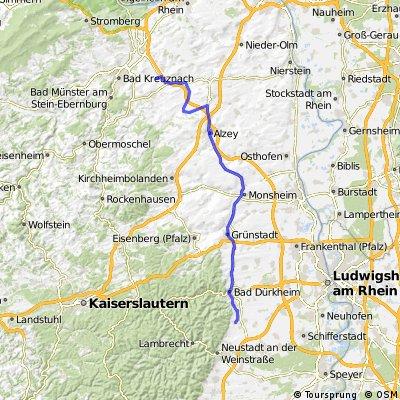 Badenheim - Deidesheim