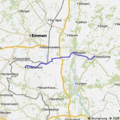 Emsland Route (2)