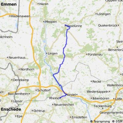 Emsland Route (3)