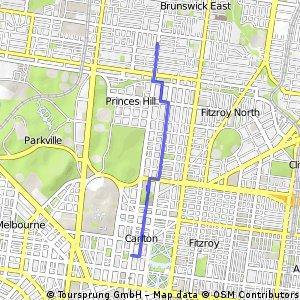 Bendigo bank route1