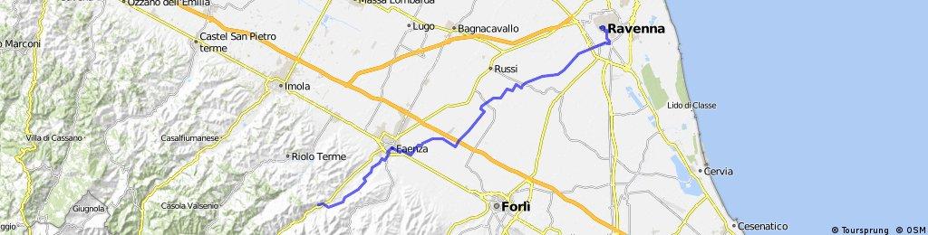 V-F15-20 Ravenna-Brisighella