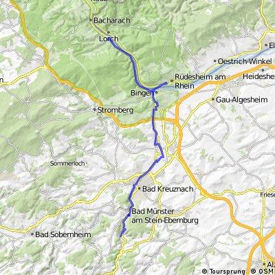 20090816  - Teil 1 - Sonnenhof Altenbamberg - Niederheimbach