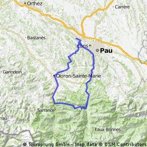 Siros - Col de Marie-Blanque