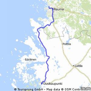 Rauma - Uusikaupunki