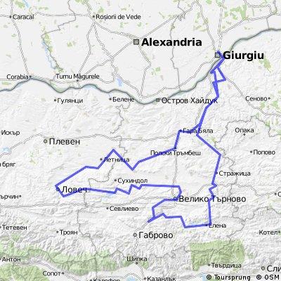 Circuit Bulgaria primavara 2015