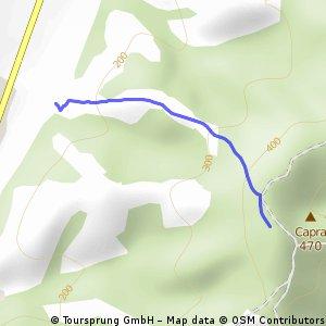Aventuri pe bicicleta : Downhill spre Cuvin, Arad