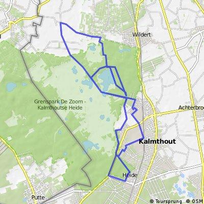 Kalmthout - Heide - Hoek