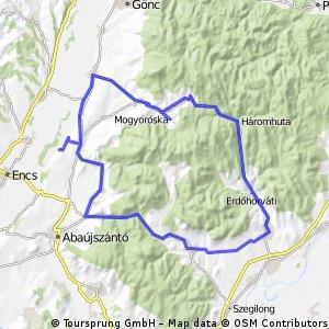 Tour de Mogyoróska 2014