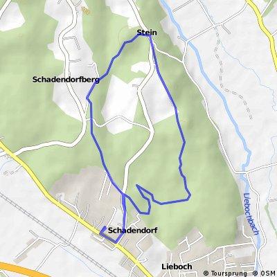 Schadendorf - Holzgraben - Stein
