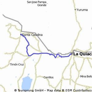 6 Santa Catalina - La Quiaca