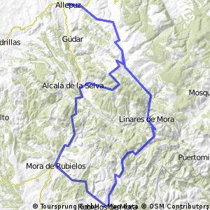 Allepuz-Sierra de Gúdar (Valdelinares)
