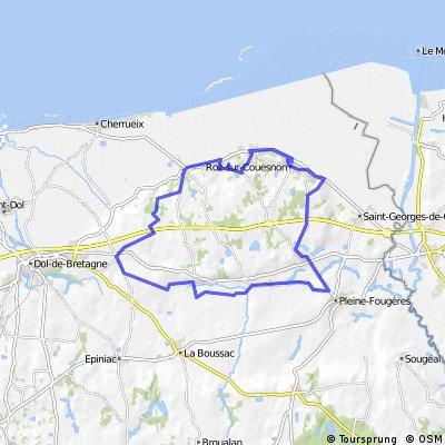Ronde 34 km 500 hm