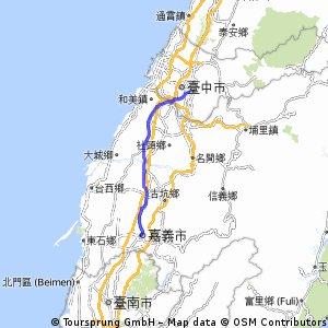 Day 3 - Taichung to Chiayi