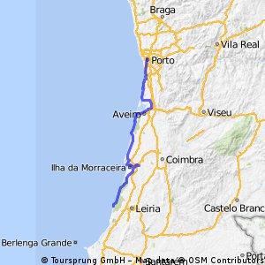 Girolibero: Porto e la costa
