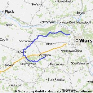Żyrardów - Sochaczew - Wólka Węglowa
