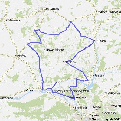 Pomiechówek Brevet 200km