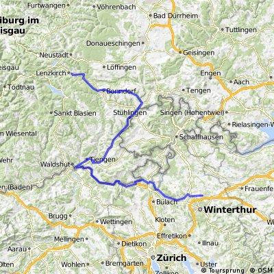 Lenzkirch - Seuzach
