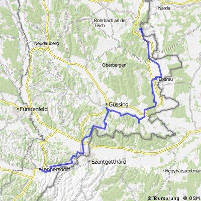 Jennersdorf - Eisenberg