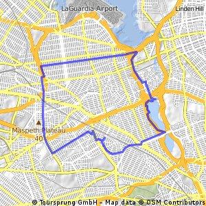 Central Queens Loop