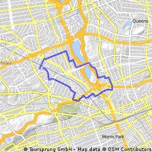 Mid-Queens Loop