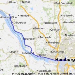 Glückstadt  Hamburg