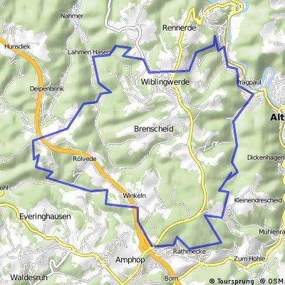 Geisterstadt / Altena / Lüdenscheid