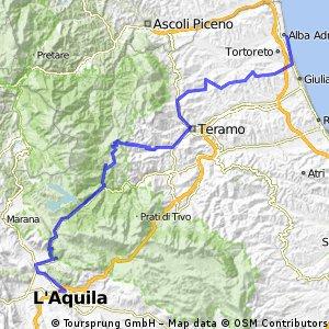 Giro Abruzzo - Tappa 6