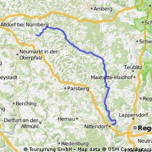 Trautmannshofen - Etterzhausen