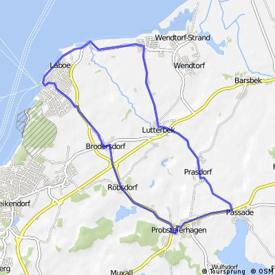 Kultur-Route der Probstei (Westroute)