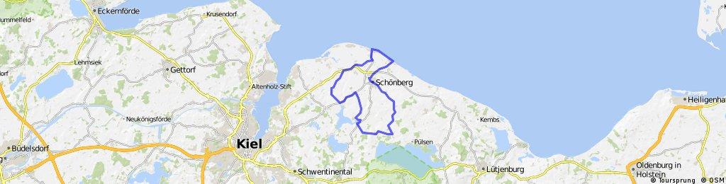 Kultur-Route der Probstei (Ostroute)