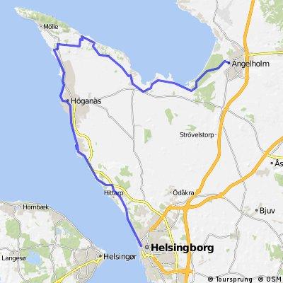 The Gift of Sweden - Helsingborg- Ängelholm